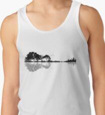 Nature Guitar Tank Top
