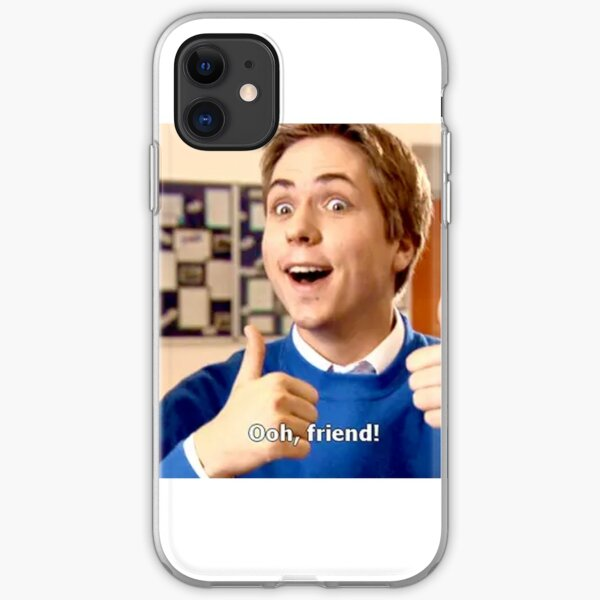 The Inbetweeners - OOH, FRIEND! iPhone Soft Case