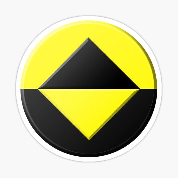 ReBoot icon Sticker