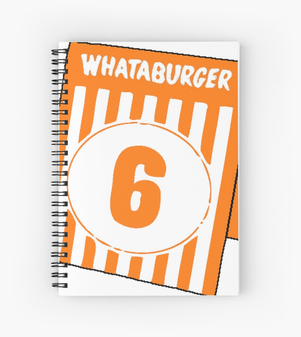 Whataburger Table Tent - Number 6\