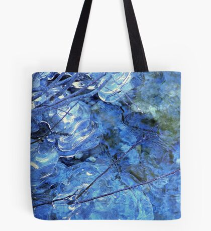 Ice Designs Tote Bag