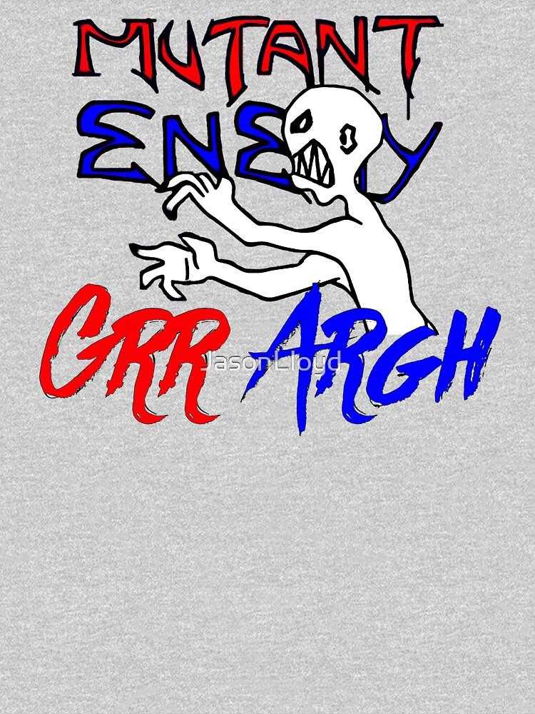 Grr Argh by JasonLloyd