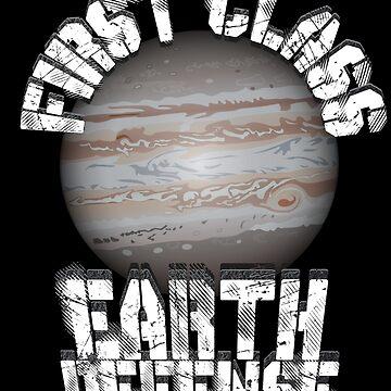 Jupiter - Solar System / Earth Defense by CORZ