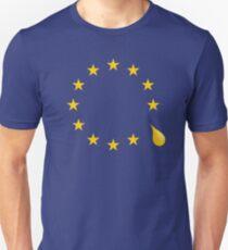 Brexit Sad that Britain is leaving the EU Unisex T-Shirt
