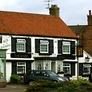 The Angel - Easingwold North Yorkshire by Trevor Kersley