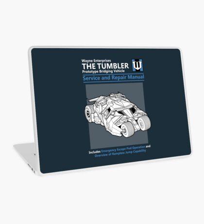 Bridging Vehicle Service and Repair Manual Laptop Skin