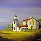 Admiralty Head Lighthouse by Rich Summers