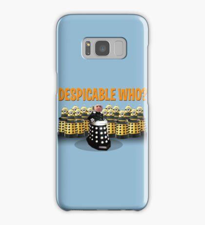 DESPICABLE WHO? Samsung Galaxy Case/Skin