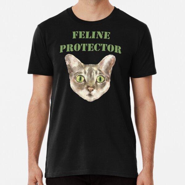 Feline Protector Premium T-Shirt