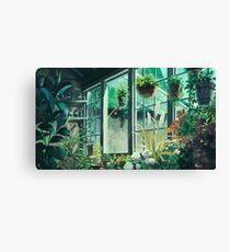 Kikis Lieferservice Ghibli Studio Leinwanddruck