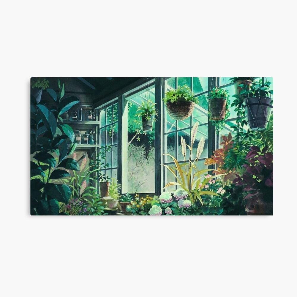 Kiki's Delivery Service Ghibli Studio Canvas Print