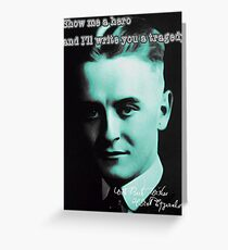 Fitzgerald Greeting Card