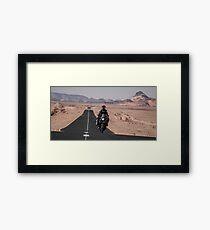 Sahara in Sudan (Africa) Framed Print