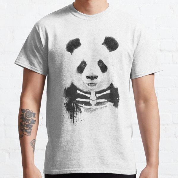 Zombie panda Classic T-Shirt