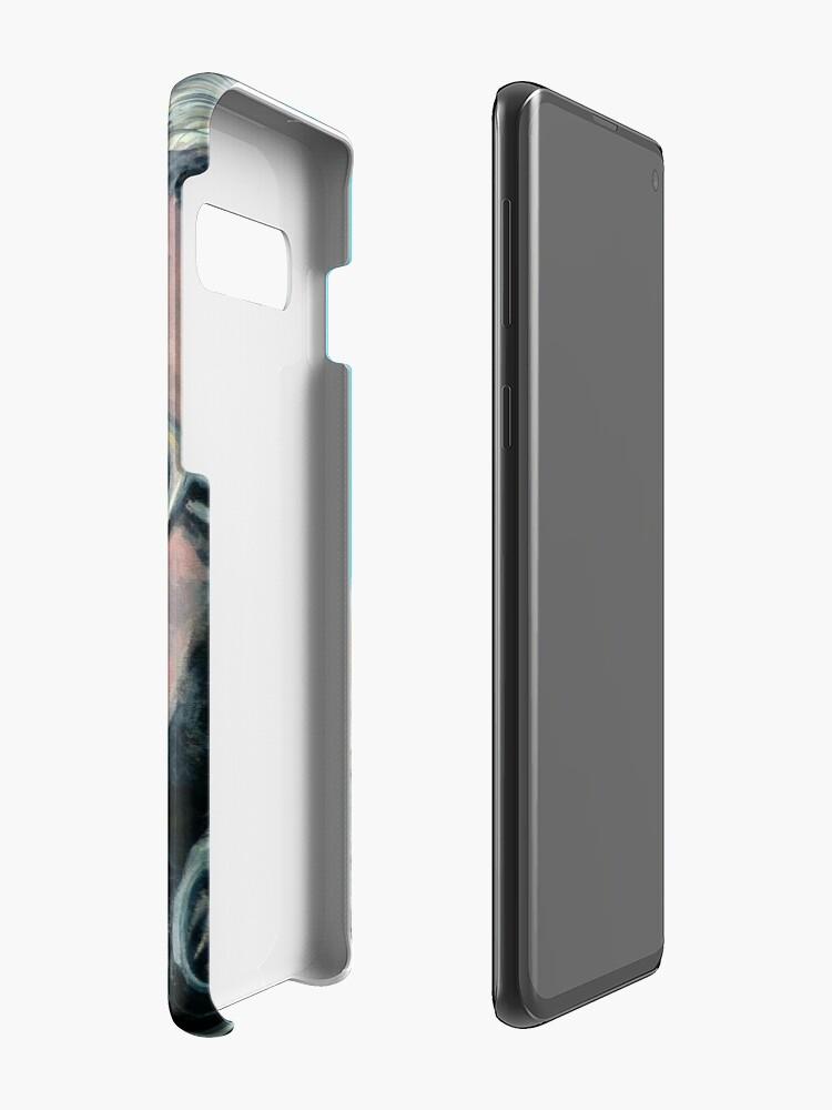 Alternate view of Jesus Walter Case & Skin for Samsung Galaxy