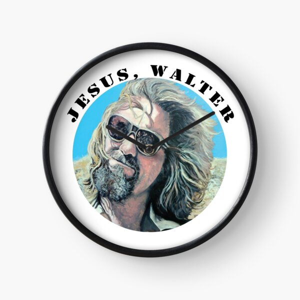 Jesus Walter Clock