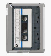 True Colours by Split Enz cassette tape iPad Case/Skin
