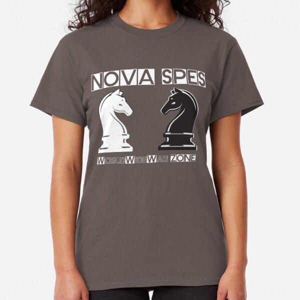 NOVA-SPES WWW.Zone (Transparent) Classic T-Shirt