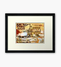 Get This - Capril Only! Framed Print