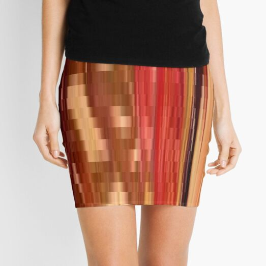 Fancy, phantasy, fantasia, idea, illusion, delusion, fantasy, hallucination  Mini Skirt