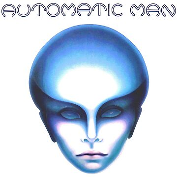 Automatic Man by dsm9901