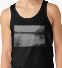 Early Morning Fog At the Lake Tank Top