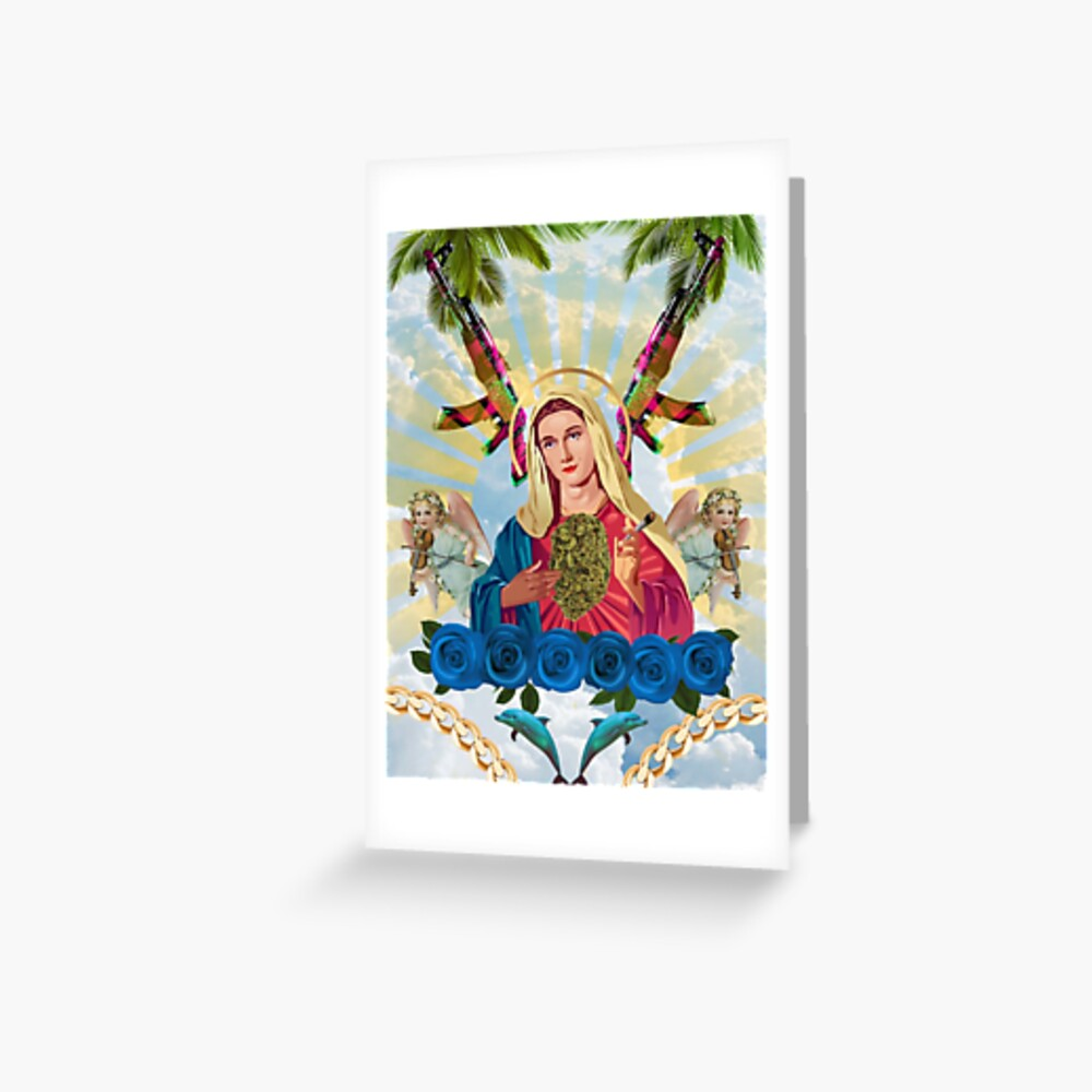 Ratchet mary Greeting Card