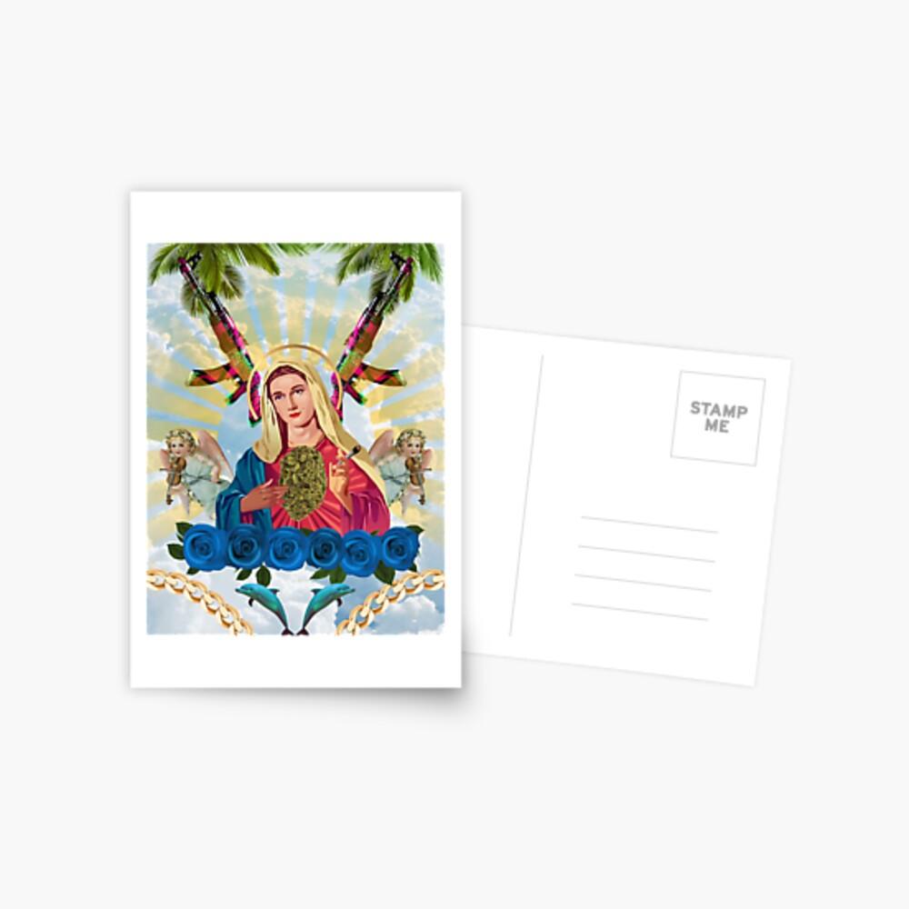 Ratchet mary Postcard