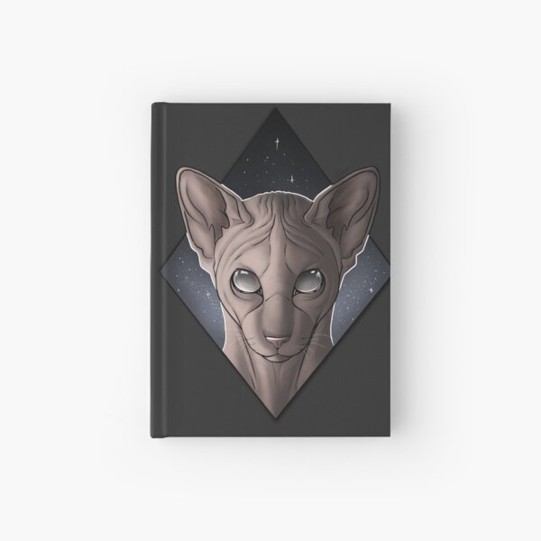 Warrior Cats - Rock Hardcover Journal