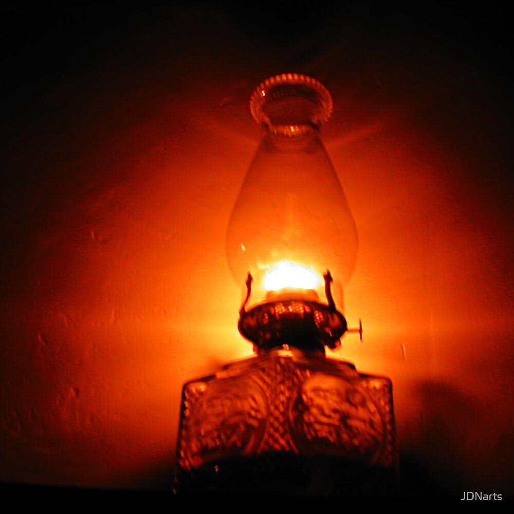 A lamp unto their feet by JDNarts