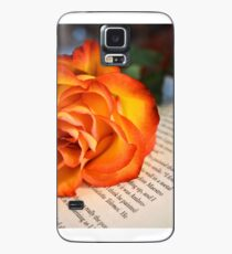 Love of Books Case/Skin for Samsung Galaxy