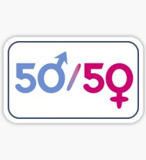 Sex Equality  Sticker