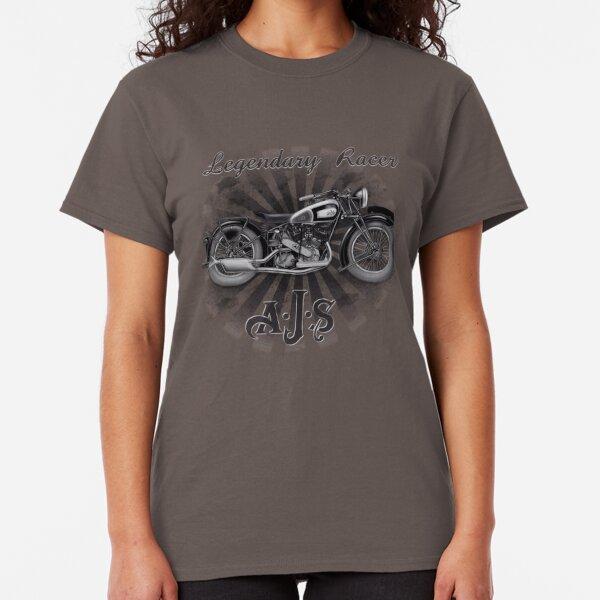 Motorcycle Legend Motocross Rider Motorcycle Motorrad Moto Long Sleeve T-Shirt