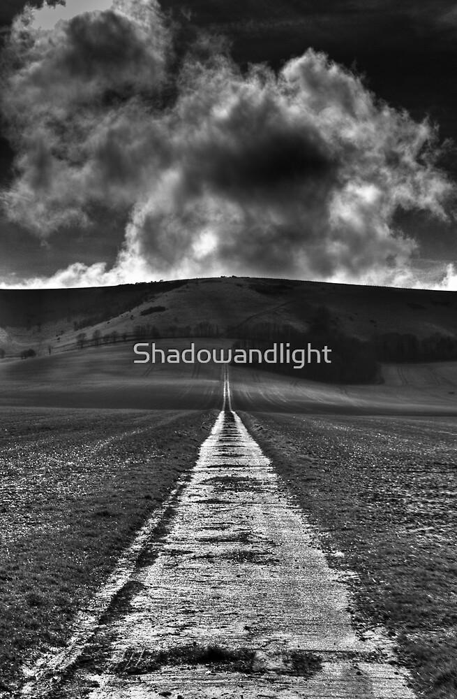 All roads must end by Shadowandlight