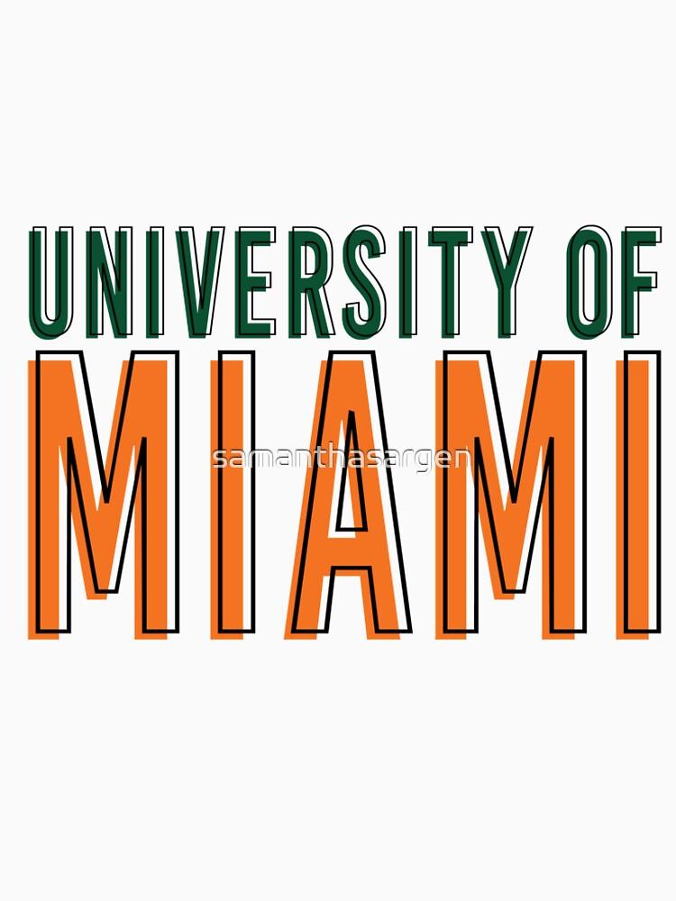 92882b458c2 University of Miami offset type