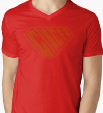 Ginger SuperEmpowered (Ginger) V-Neck T-Shirt