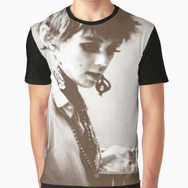Edie Sedgwick Photography Andy Warhol Sixties It Girl sixties  Graphic T-Shirt