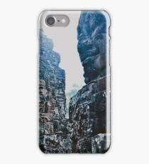 Bayon Temple Angkor Cambodia iPhone Case/Skin