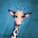 Nadelkissen Giraffe von schwebewesen
