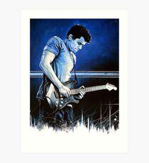 Lámina artística John Mayer Blues