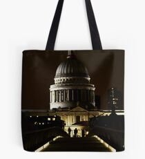 St Paul's 2 Tote Bag