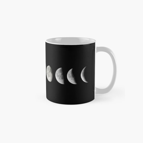 Moon phases Classic Mug