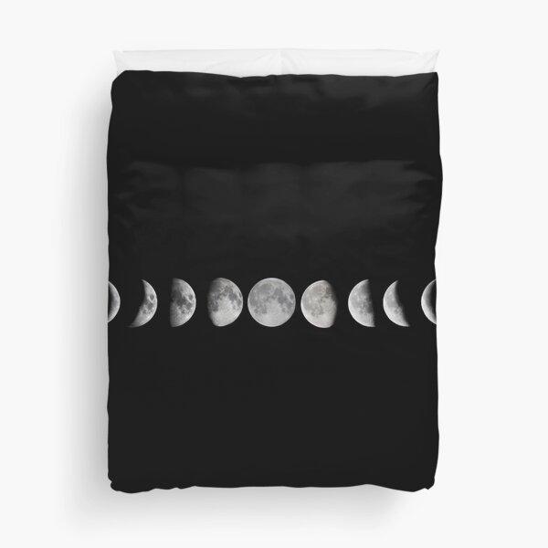 Mondphasen Bettbezug