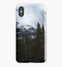 Cascade Mountain iPhone Case/Skin