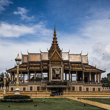 Royal Palace in Cambodia by Fike2308