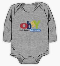 Obay  One Piece - Long Sleeve
