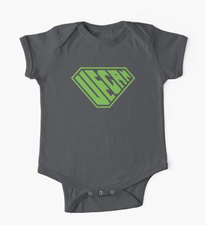 Vegan SuperEmpowered (Green) Kids Clothes