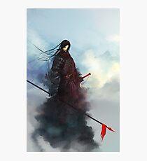 Hua Mulan Photographic Print