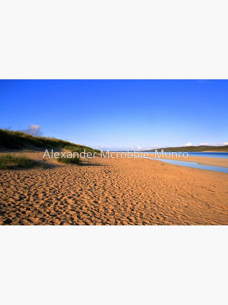 Luskentyre Beach by Alexanderargyll