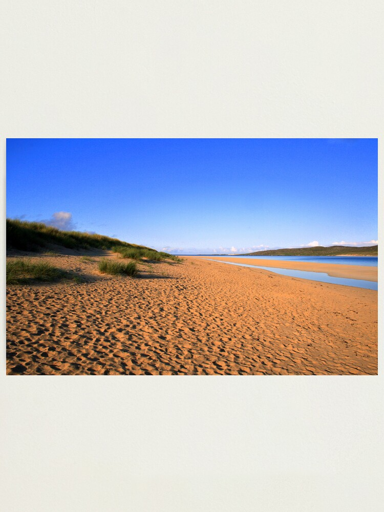 Alternate view of Luskentyre Beach Photographic Print